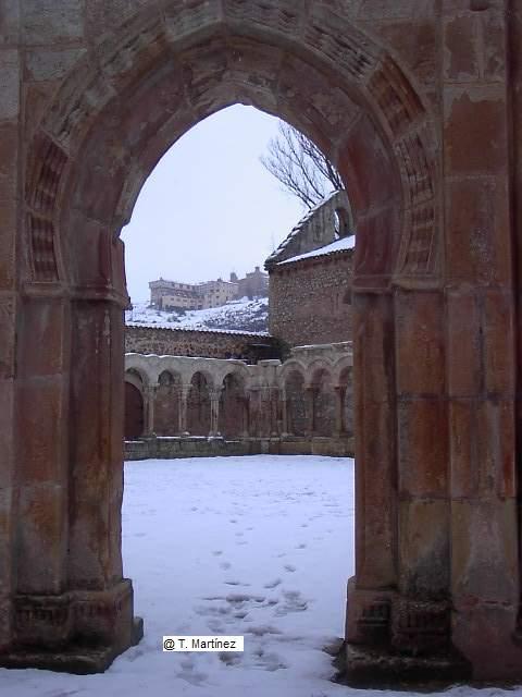 Diseños y arquitectura, solo arcos